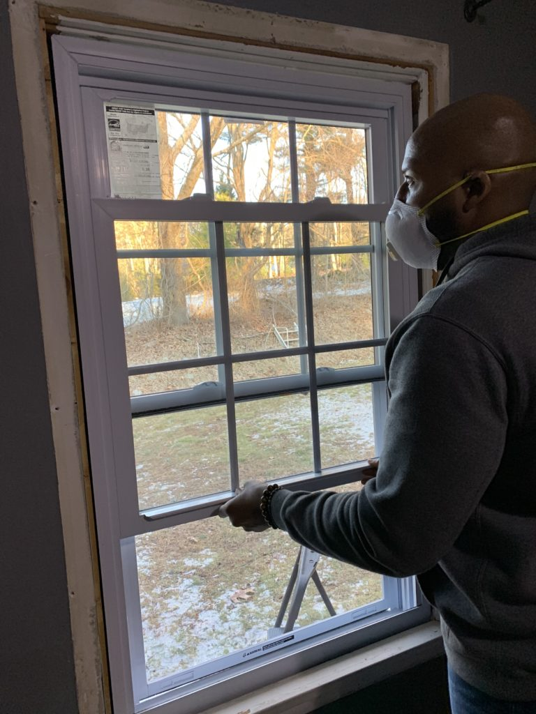 Use photos to help with replacement windows