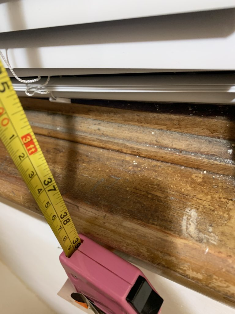 How to measure your own window for replacement